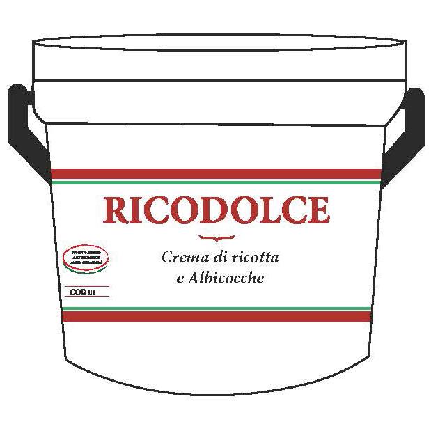 Crema di Ricotta e Albicocche
