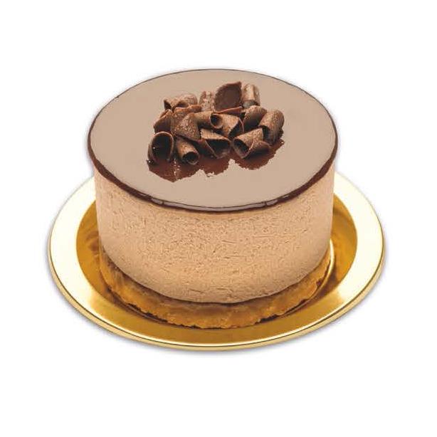 Monoporzione Cheesecake Cruda al Cioccolato