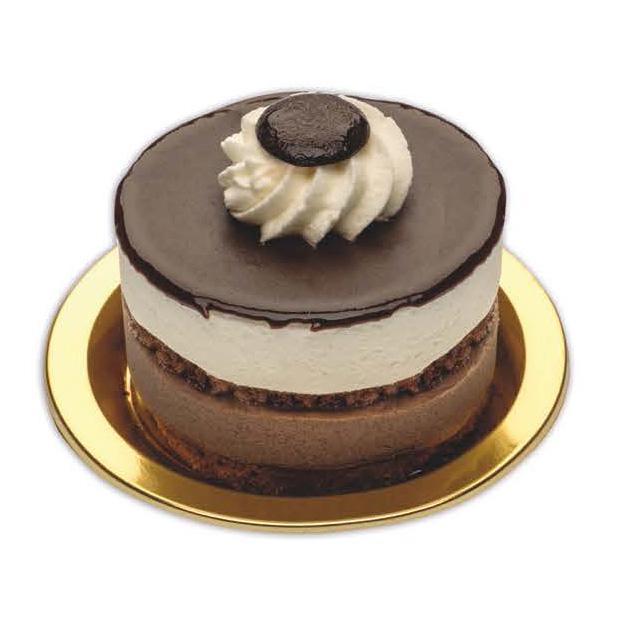 Monoporzione Ricotta e Cioccolato