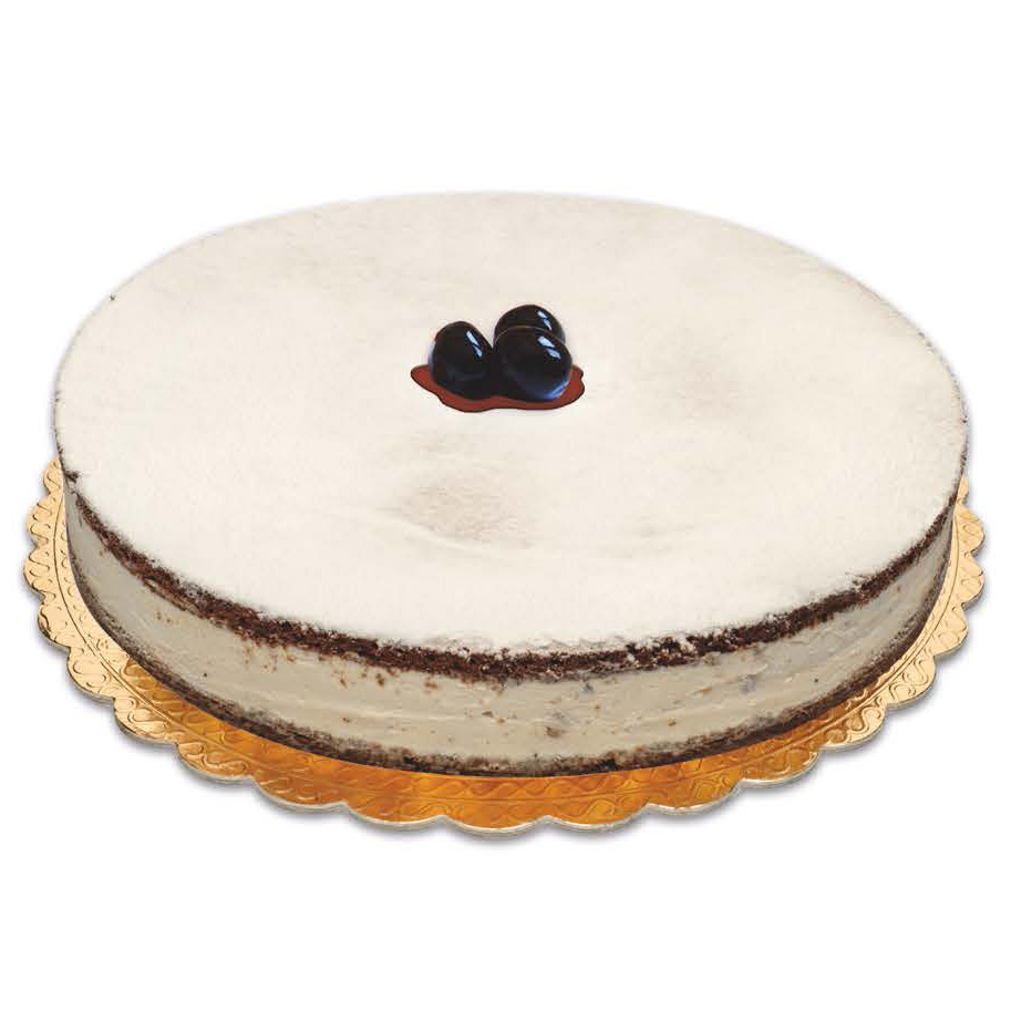 Torta Crema di Latte e Amarena