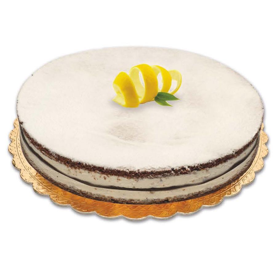 Torta Limoni e Cioccolato