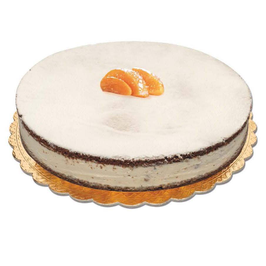Torta Ricotta e Albicocca